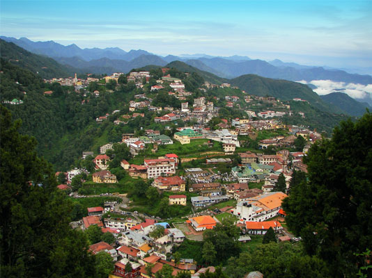 Family Hotels in Mussoorie